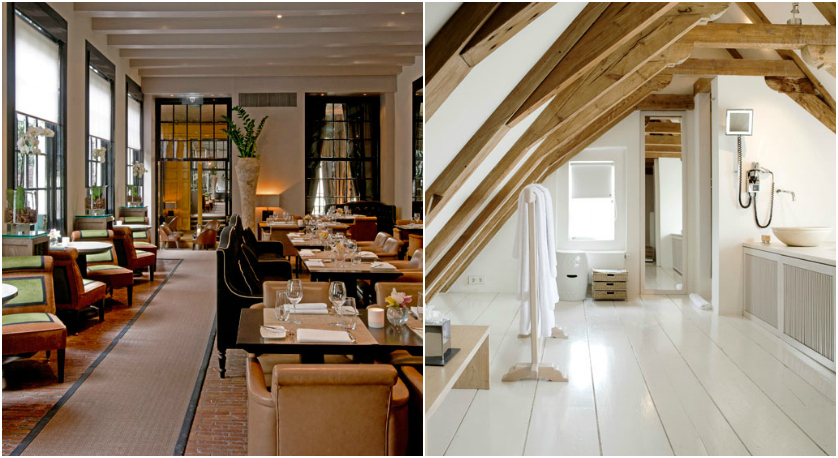 5 Great Hotels In Amsterdam The Daily Dose