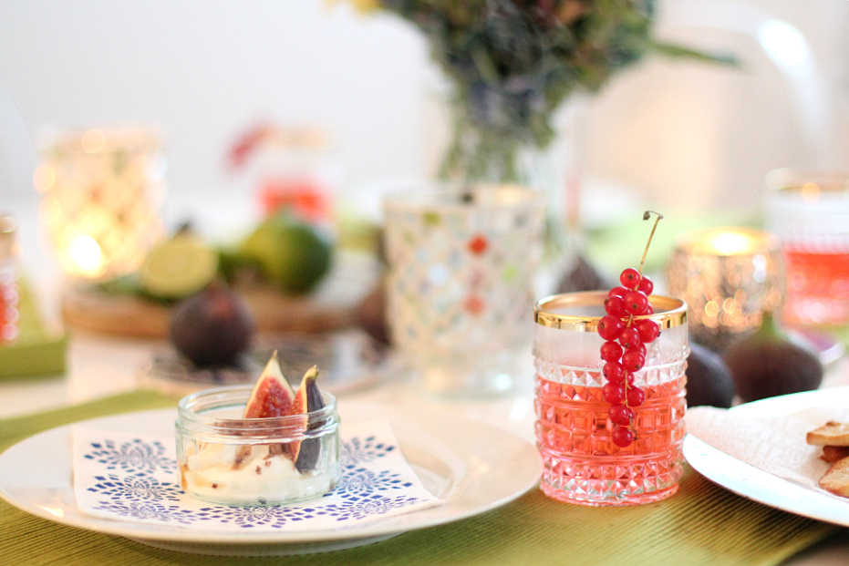 Oriental Nights: Tablescape for a Moroccan Dinner