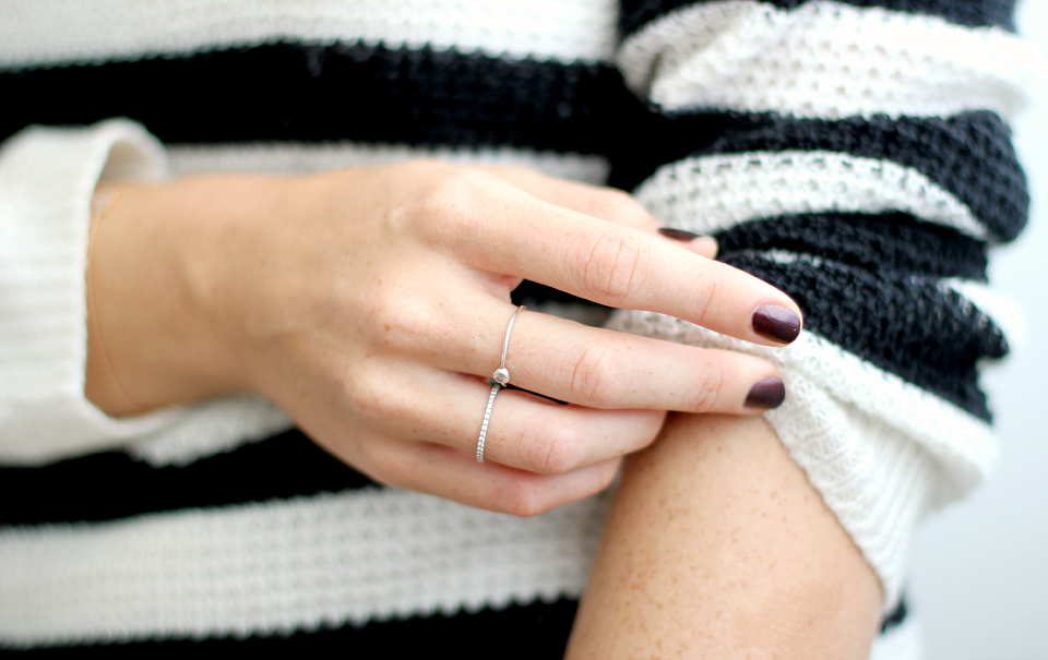 Editor's Pick: Delicate Rings | The Daily Dose