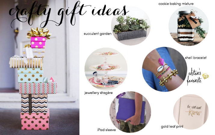 Christmas Gift Guide: Do It Yourself - The Daily Dose