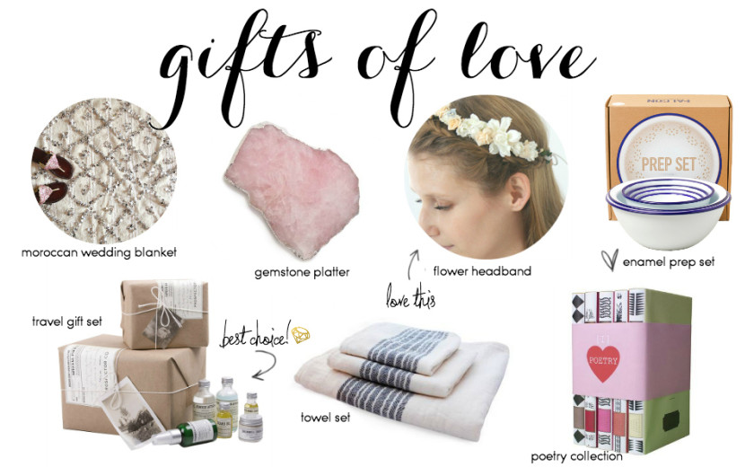 Wedding Gift Guides : Wedding Gift Guide: For The Couple