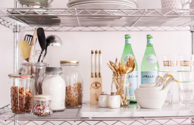 Deko küche dekoration ideen : Kitchen Love: Deko-Ideen Für Die Küche - The Daily Dose