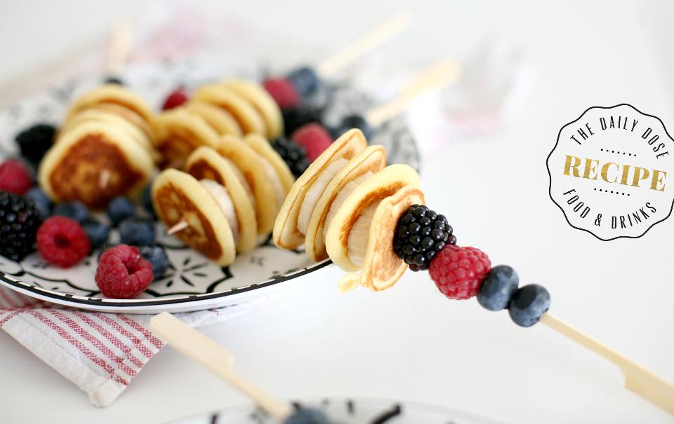 Pancake Party Sticks
