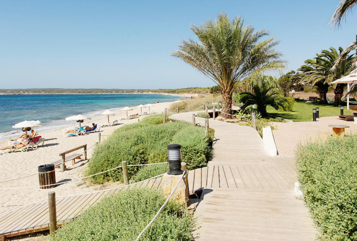 5 hotels beach destinations in europe the daily dose - Hotel gecko beach club formentera ...
