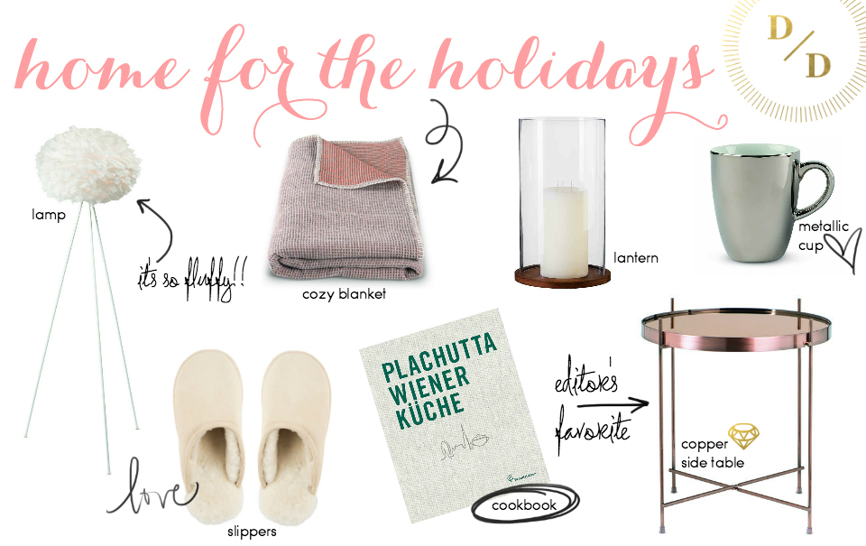 Gift Guide: Stylish Home