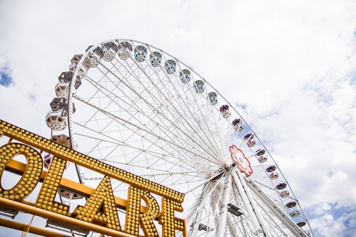 #tddbucketlist: The Ferris Wheel