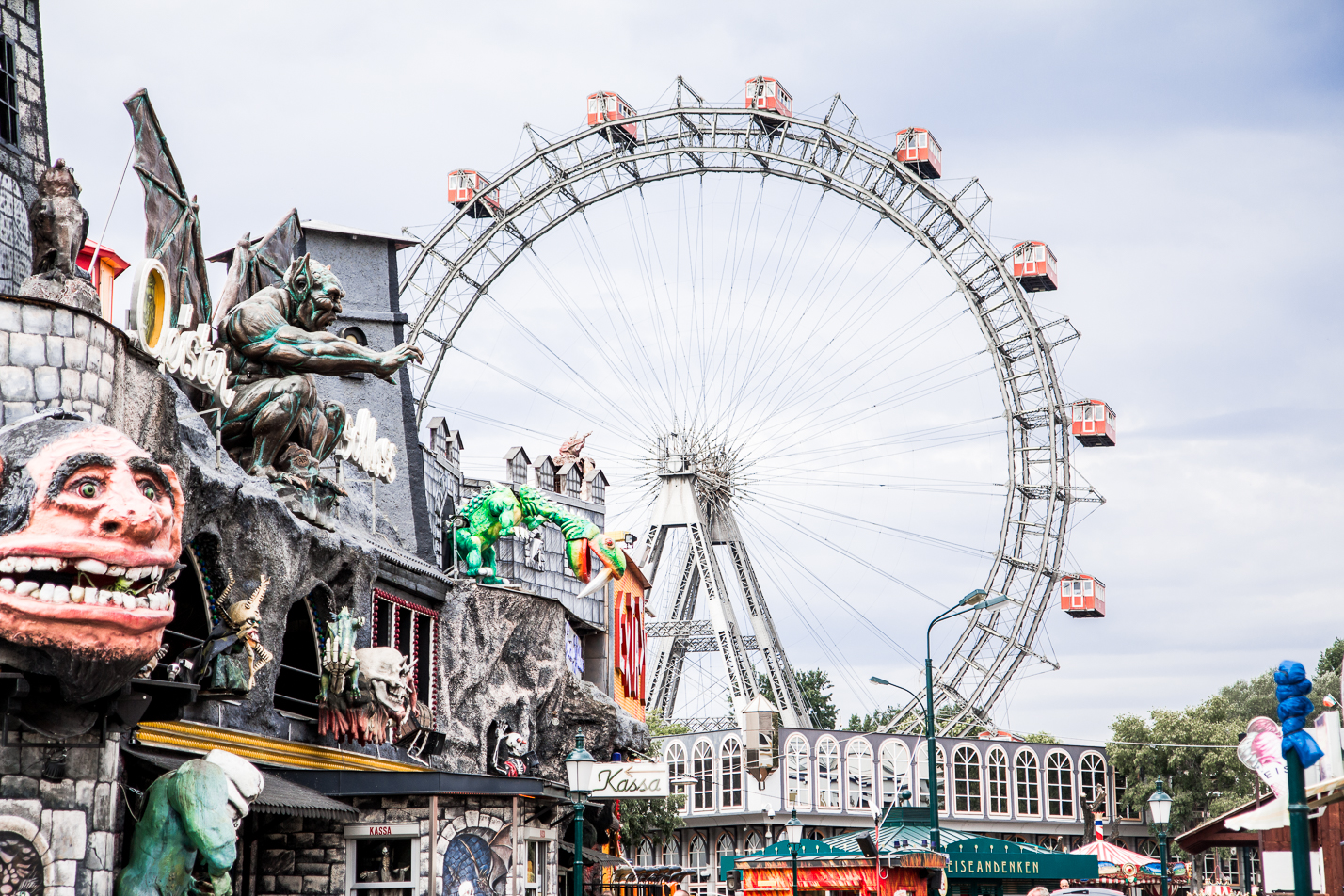 #tddbucketlist: Ferris Wheel Vienna | Love Daily Dose