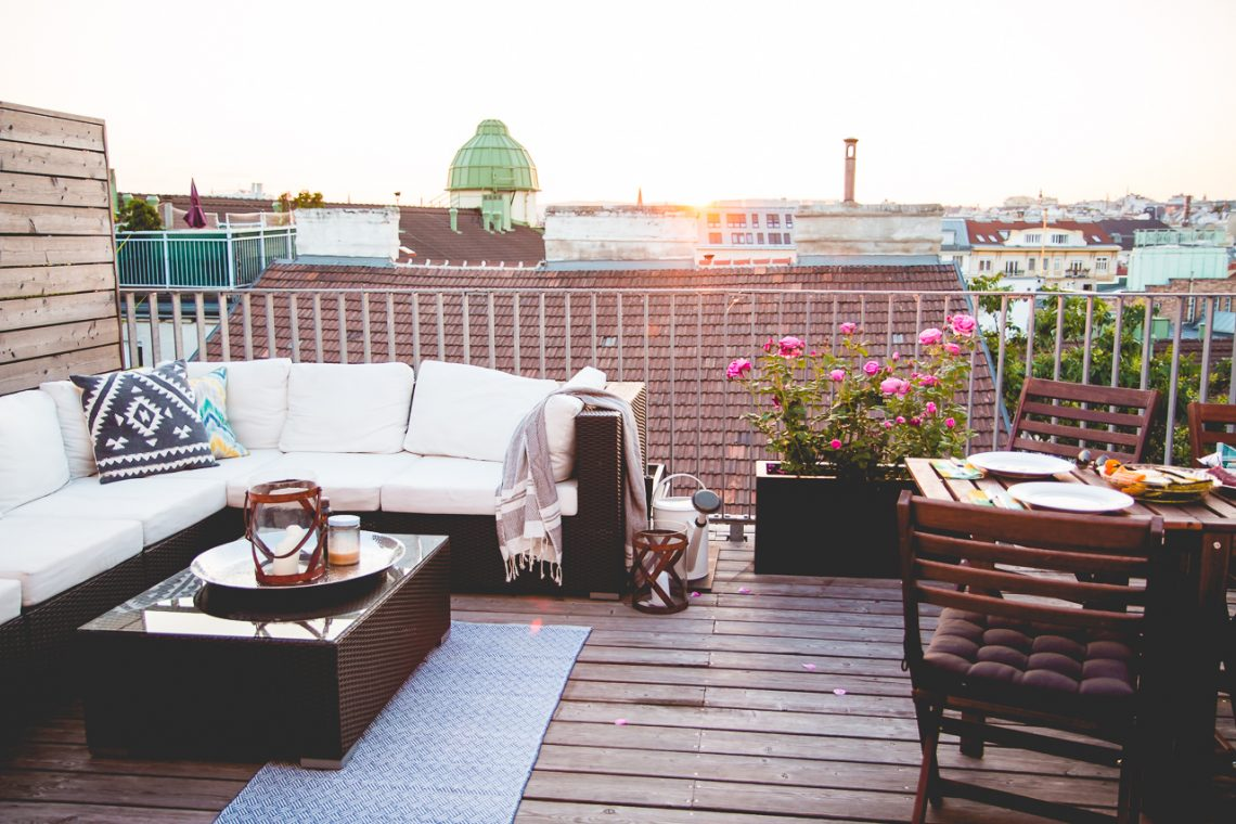 Outdoor Living – Rooftop Update