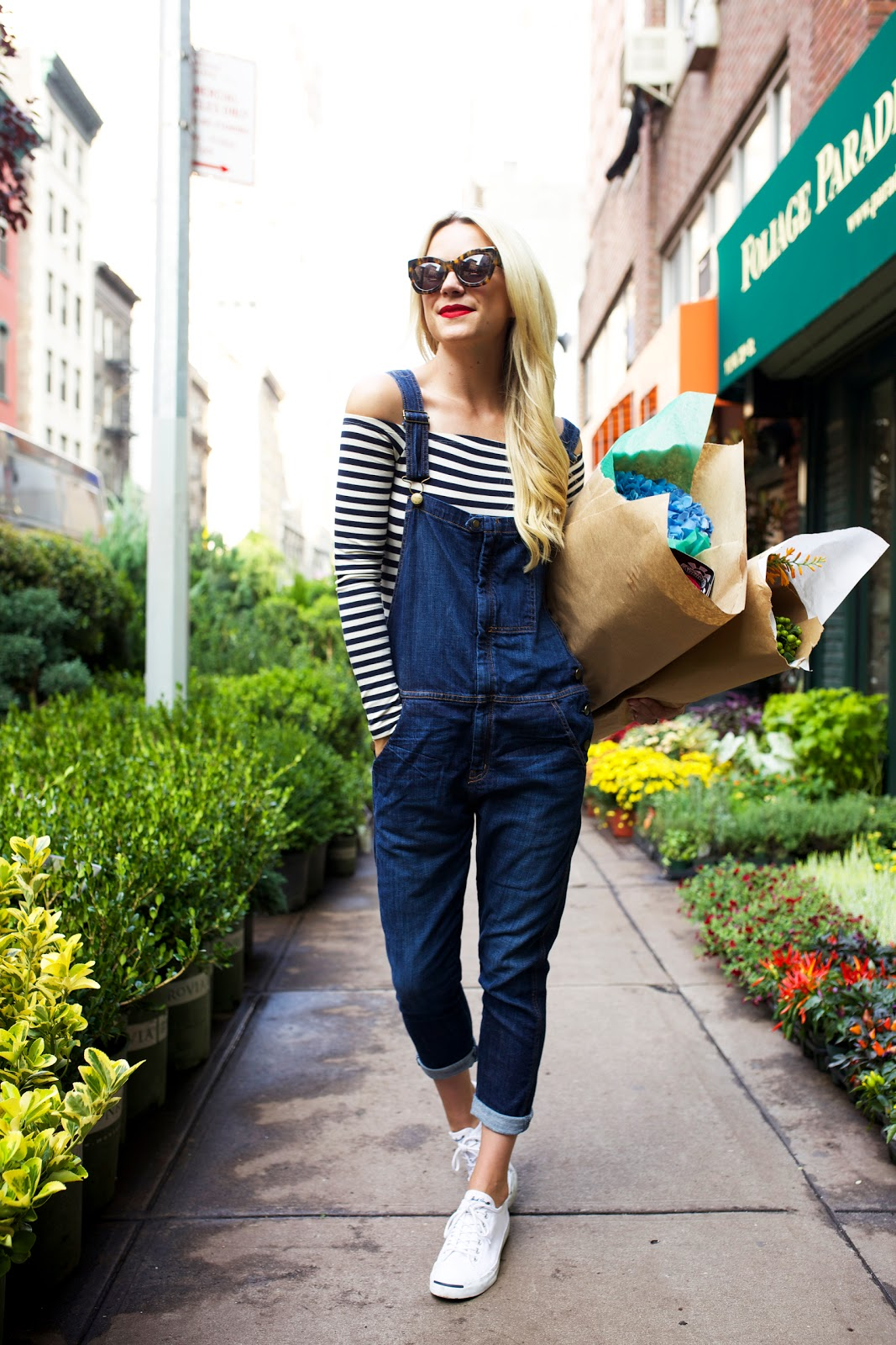 Steal Her Style Flower Walk With Atlantic Pacific The