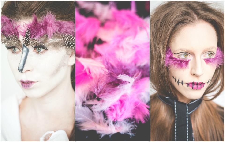 Spooky Looks: Halloween Make-up