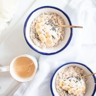 Brunch Recipe: Quinoa Yogurt Breakfast Bowl | Love Daily Dose
