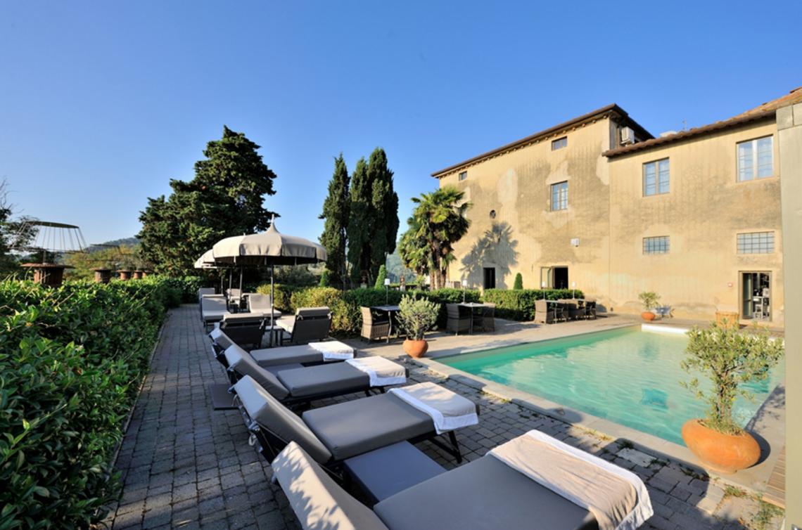 5 Hotels: Tuscany