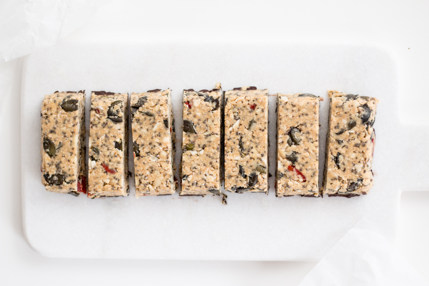 Granola Superfood Bars Recipe | Love Daily Dose