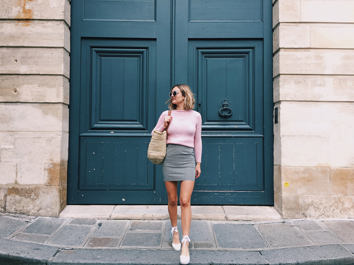 5 Bloggers: The French Girls