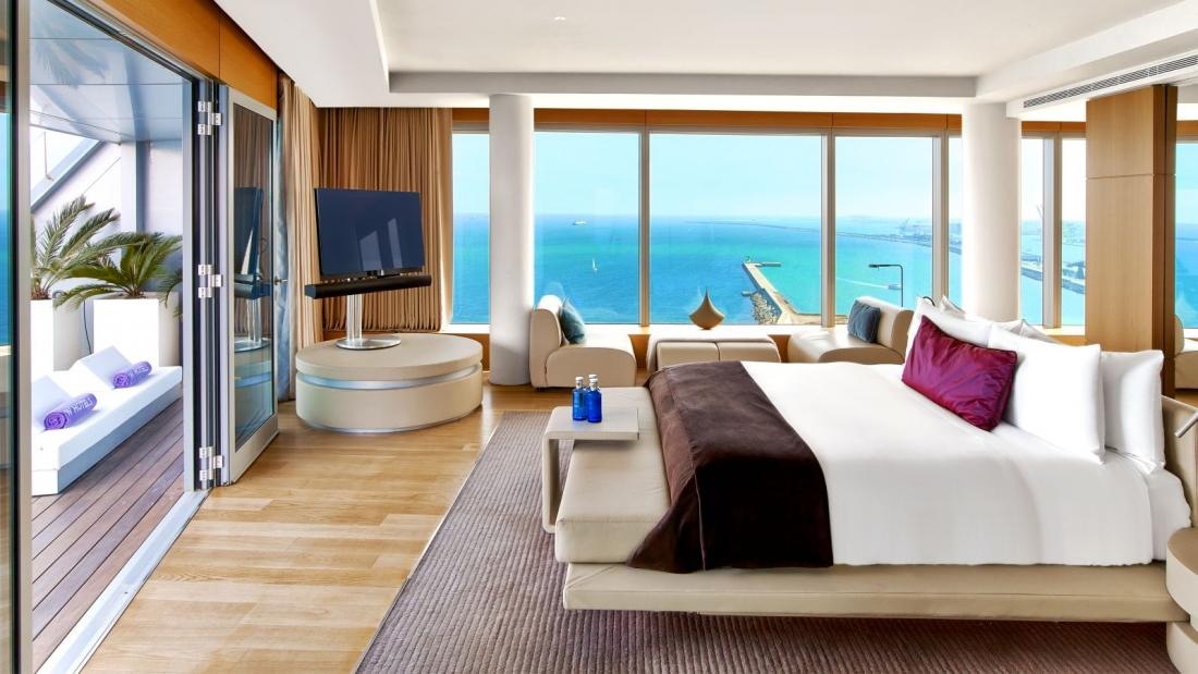 5 Hotels Barcelona: W Barcelona | Love Daily Dose