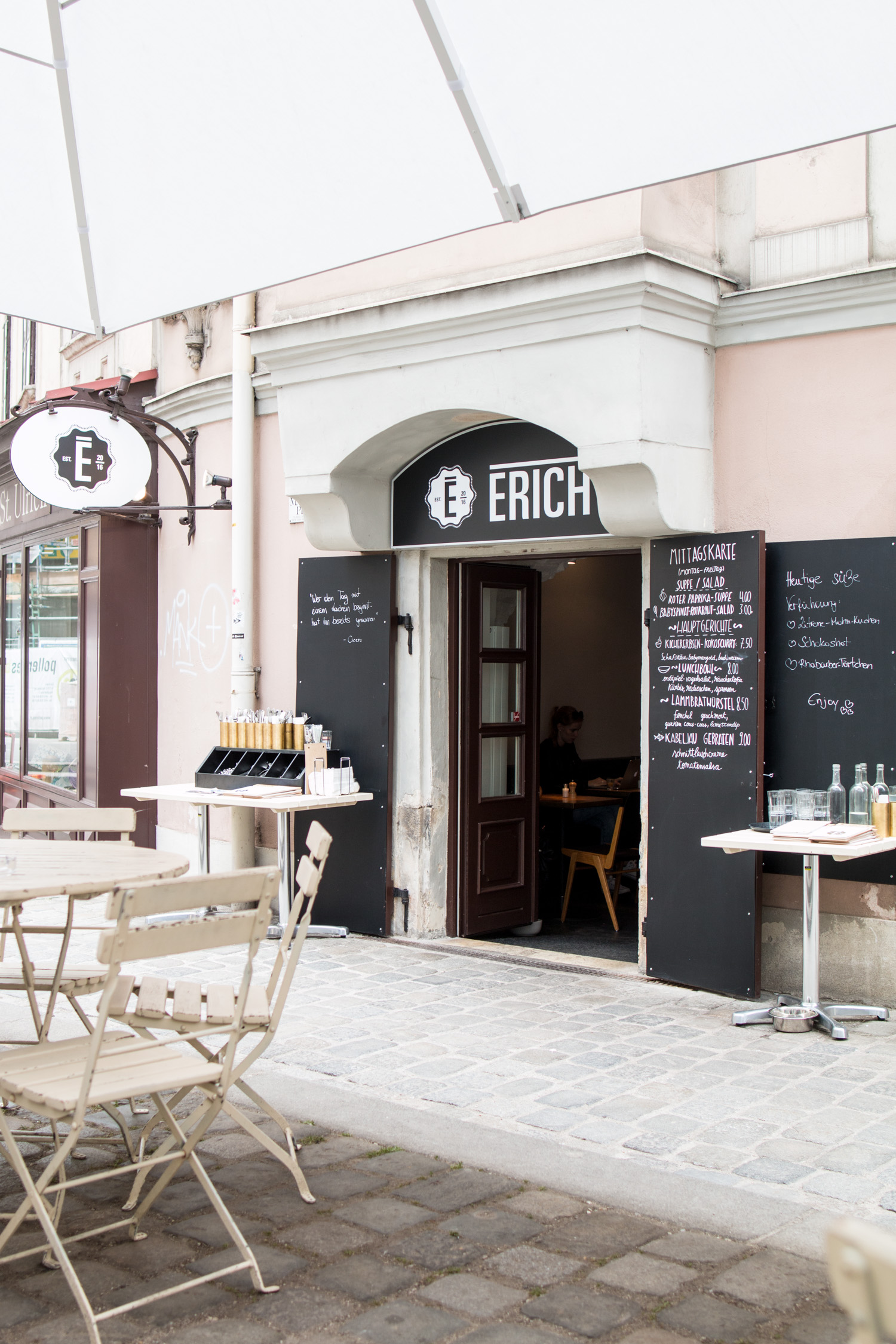 Vienna Picks: Erich | The Daily Dose