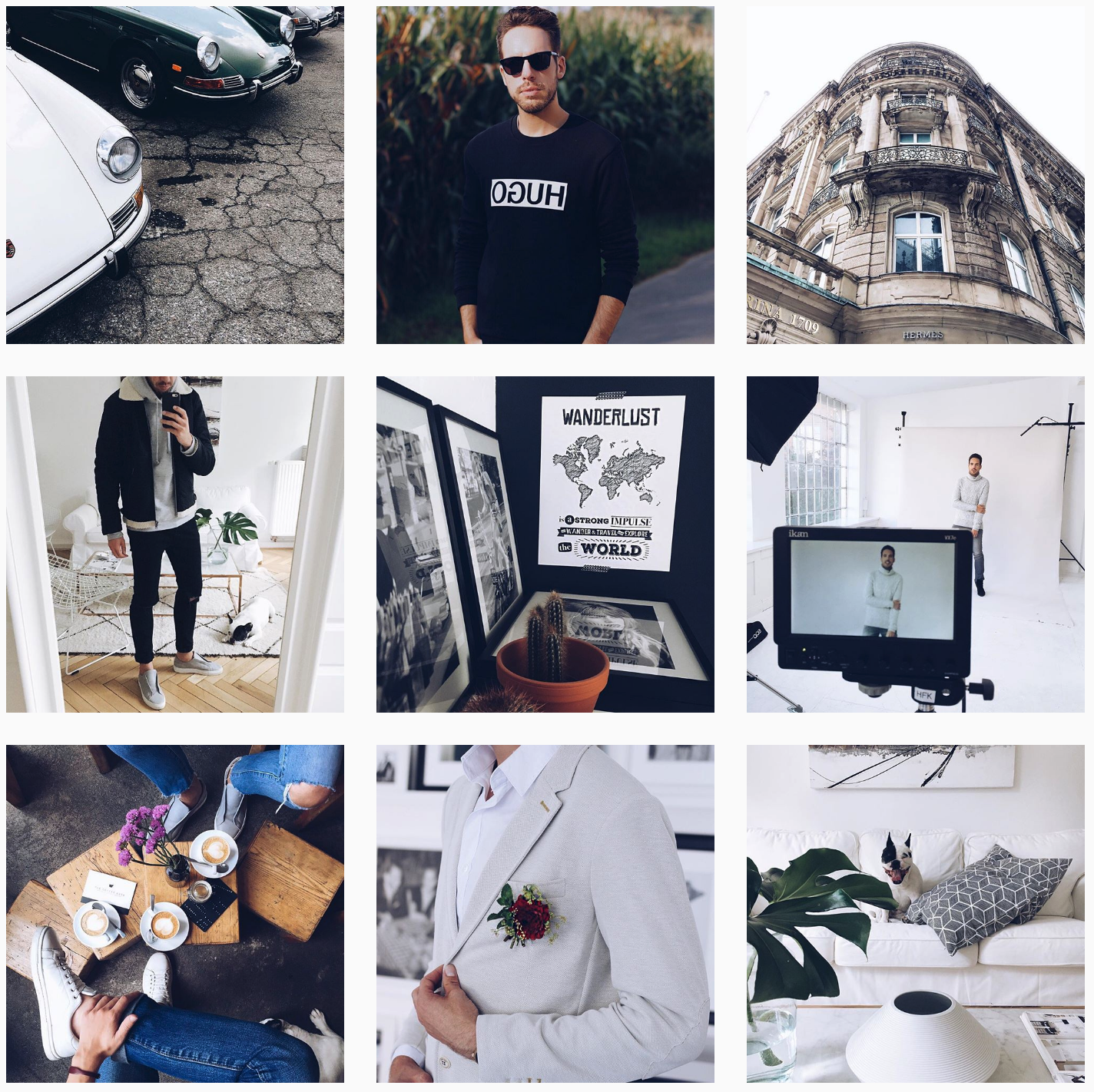 Favorite Instagrammers: Boys Club! | Love Daily Dose