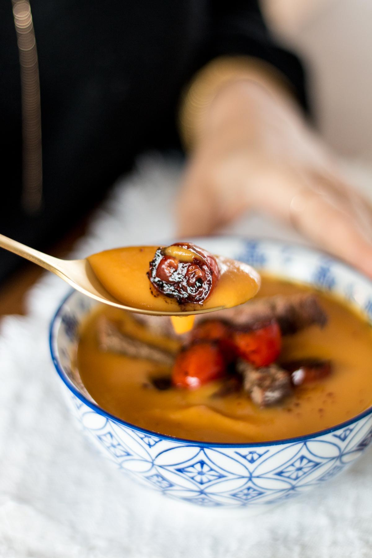 Recipe: Sweet Potatoe Soup | The Daily Dose
