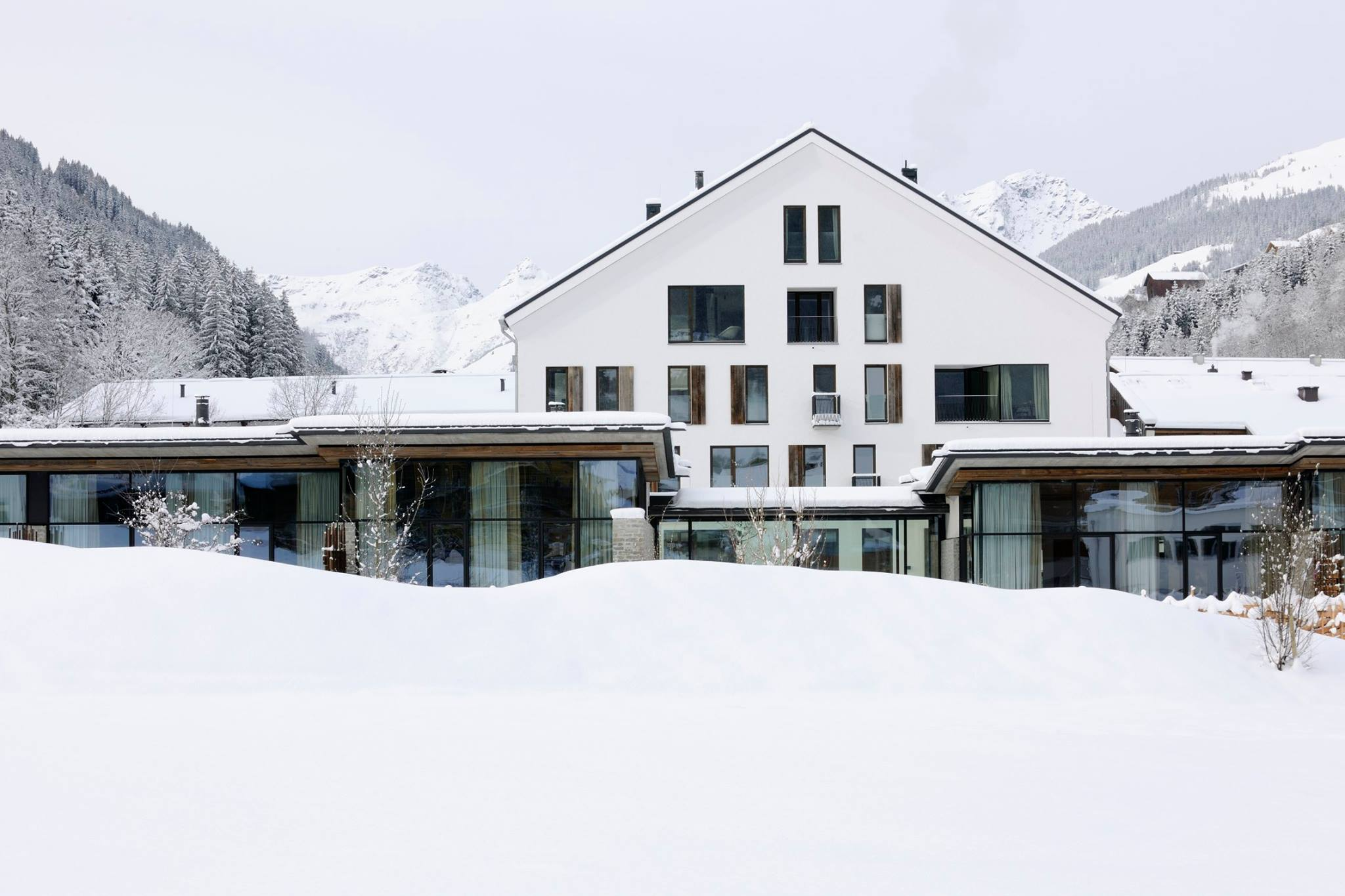 5 Hotels: Winter Getaways in Austria | Love Daily Dose