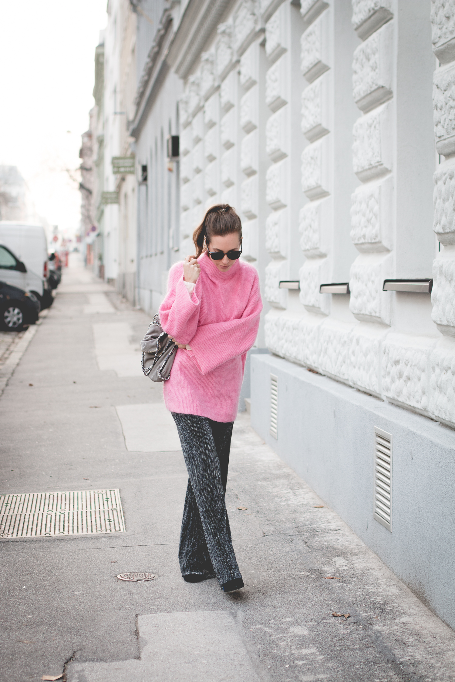 Editor's Pick: Sparkly Palazzo Pants | Love Daily Dose