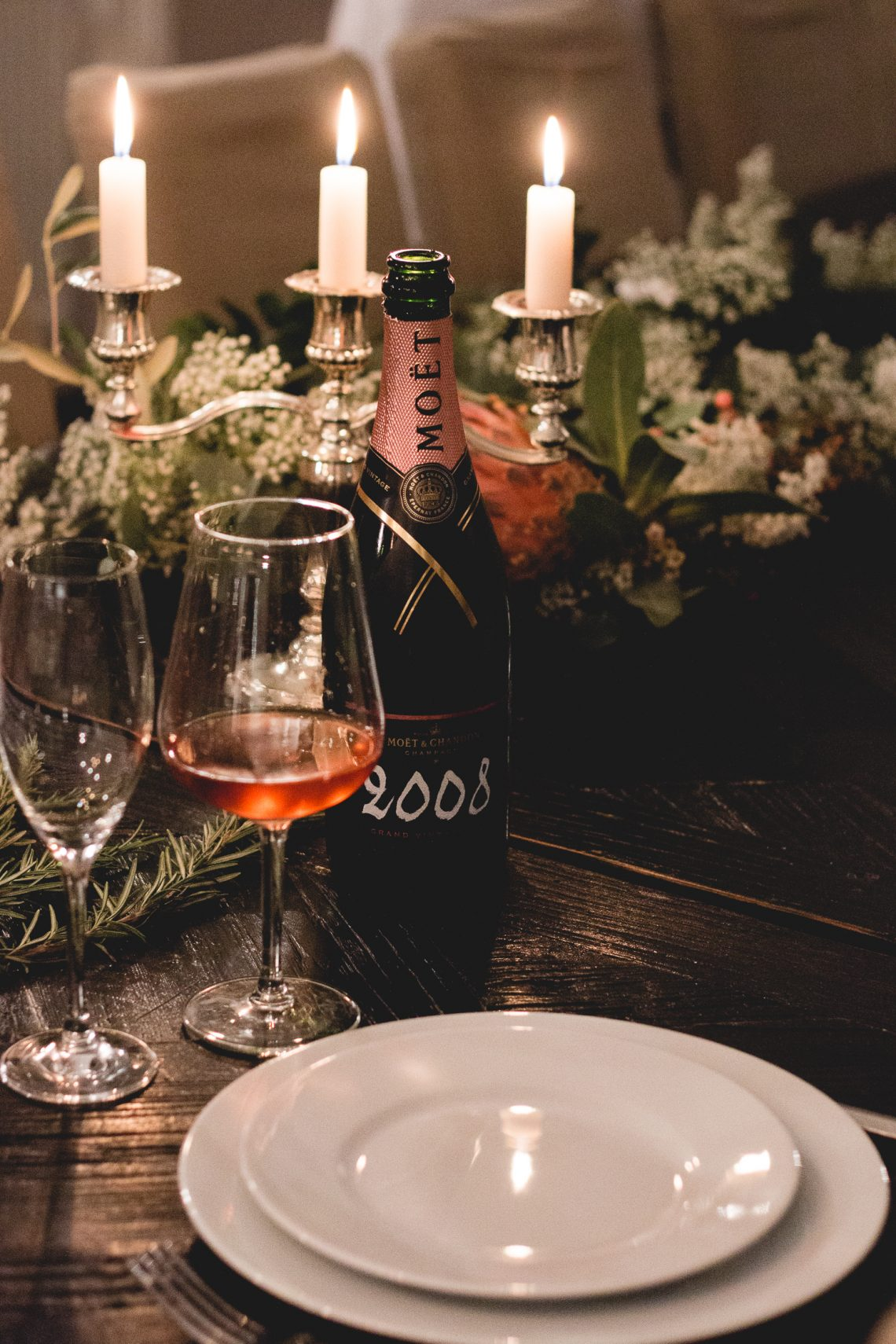 Bubbly Friday: Champagne Food Pairing