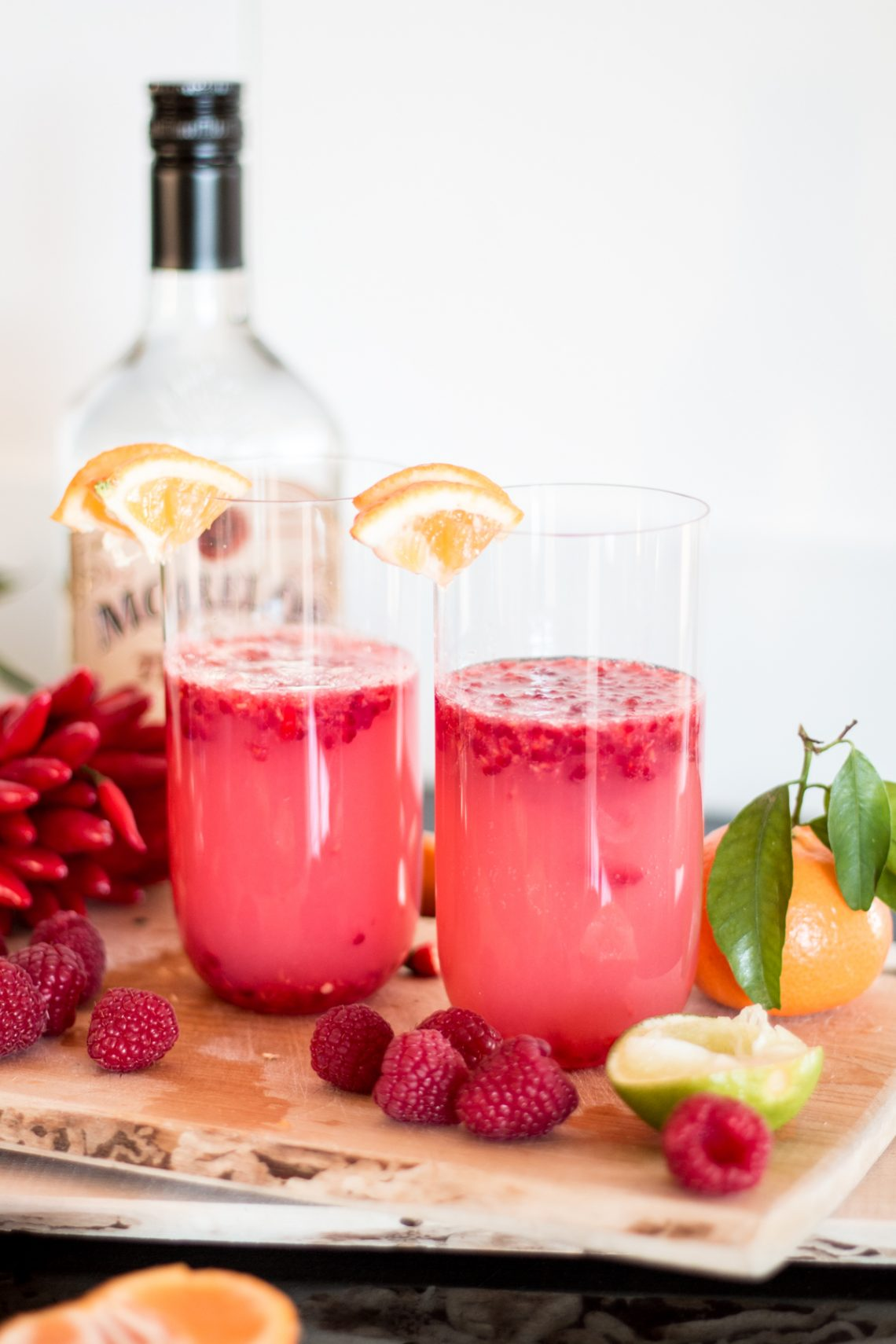 Bubbly Friday: Red & Spicy Palomas