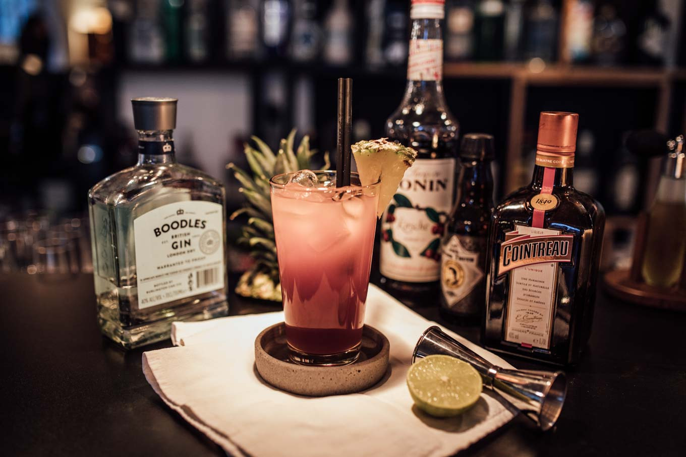 Bubbly Friday: Singapore Sling | lovedailydose