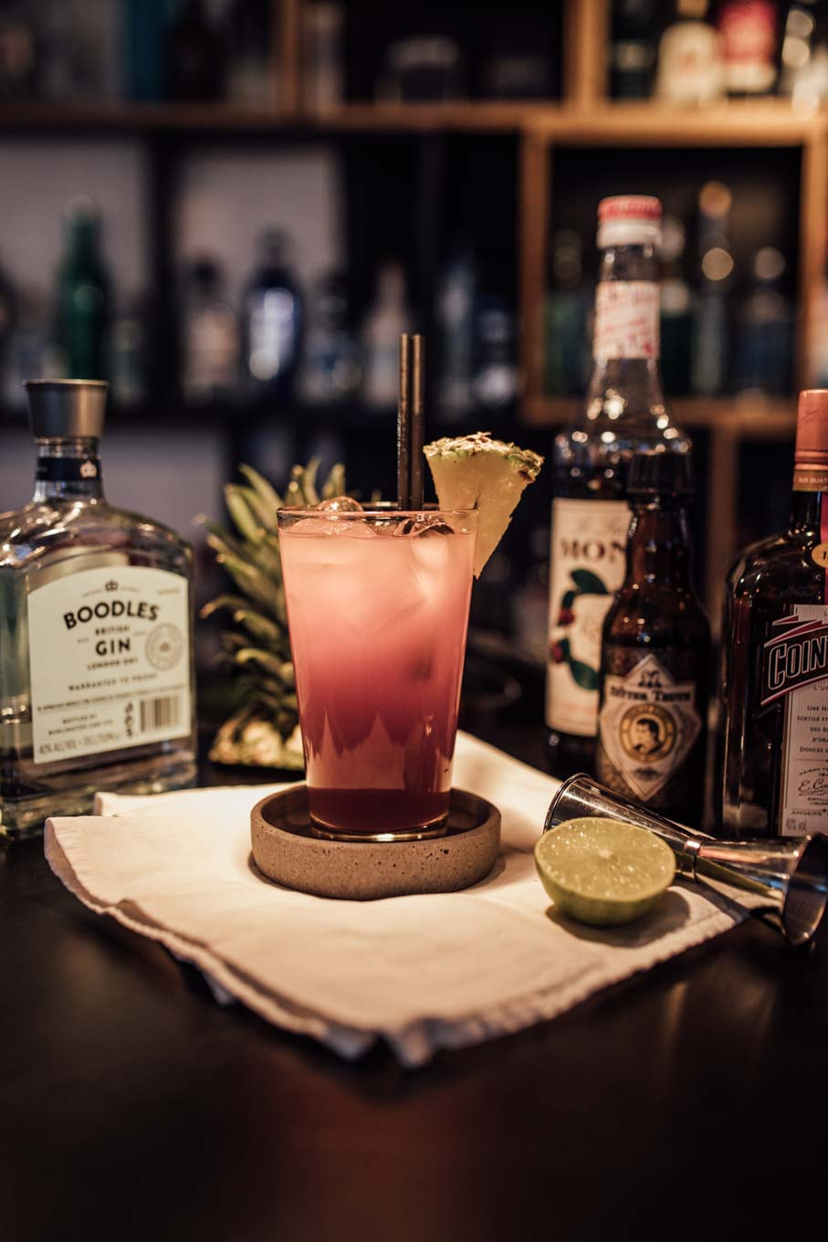Bubbly Friday: Singapore Sling