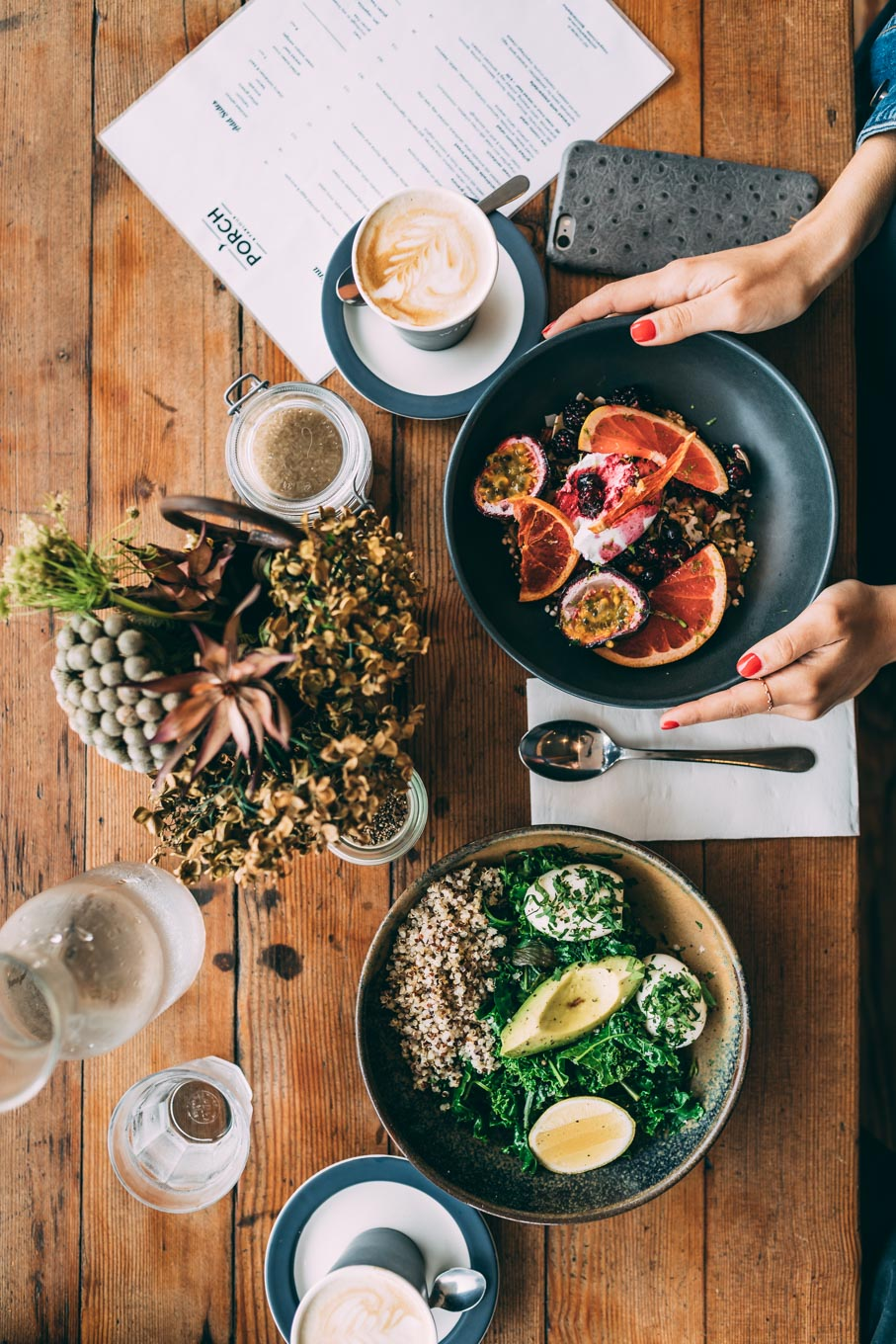 Breakfast Spots in Sydney