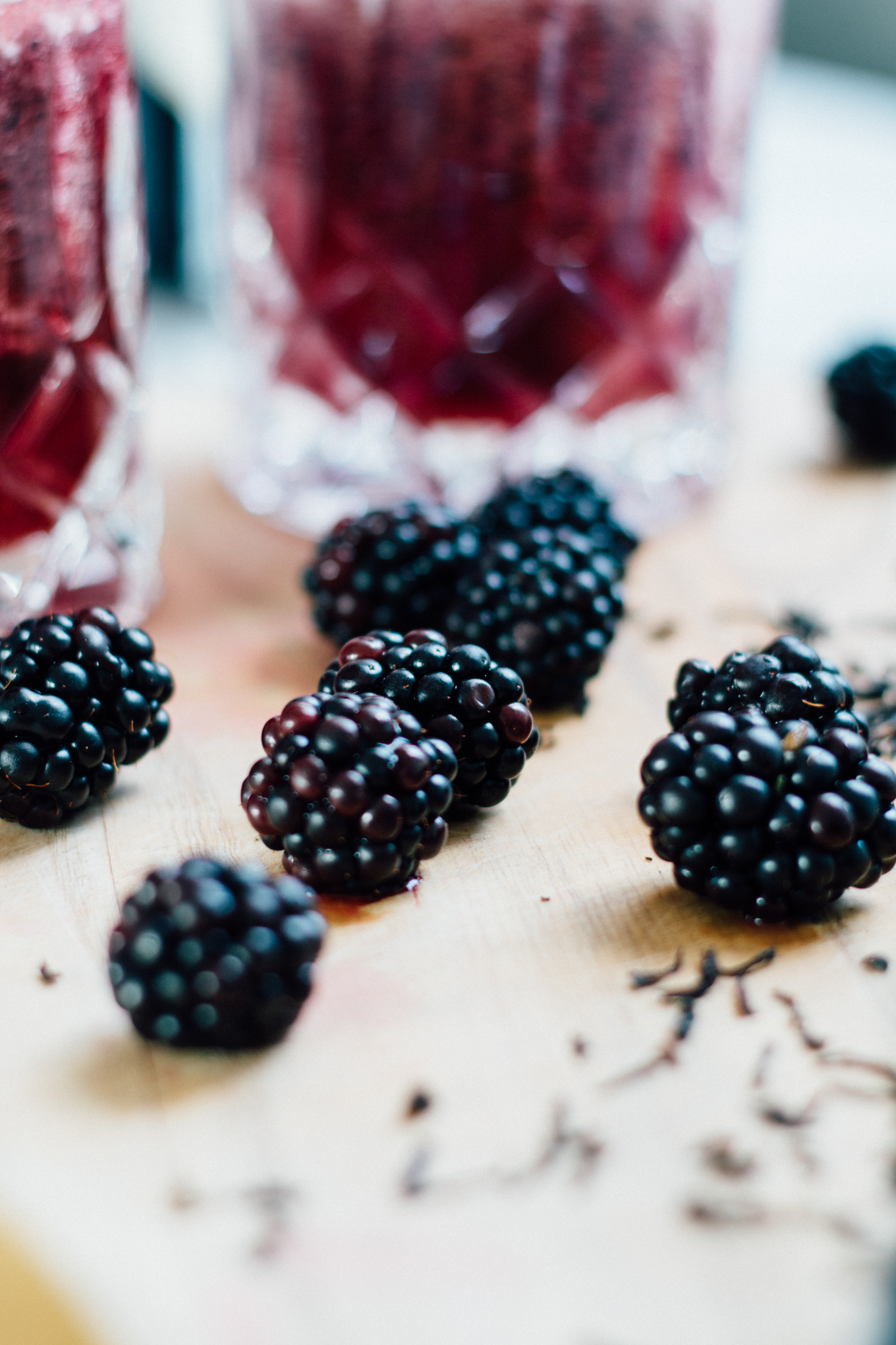 Blackberry Floats | The Daily Dose