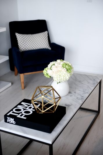 Marble Coffee Tables, Interior Inspiration | Love Daily Dose