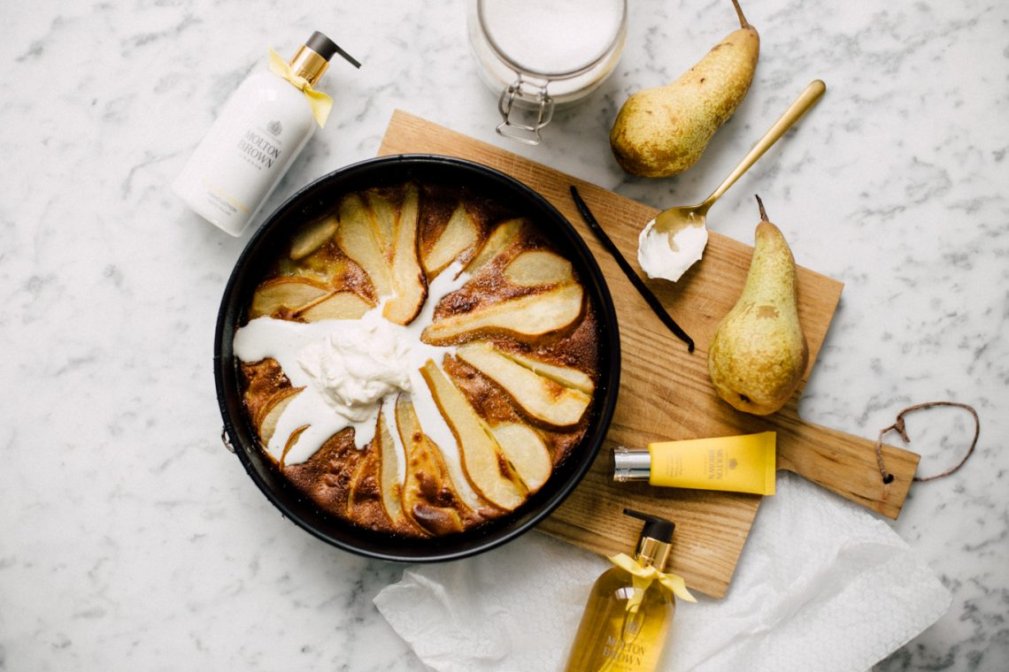 Recipe: Comice Pear & Wild Honey Tarte