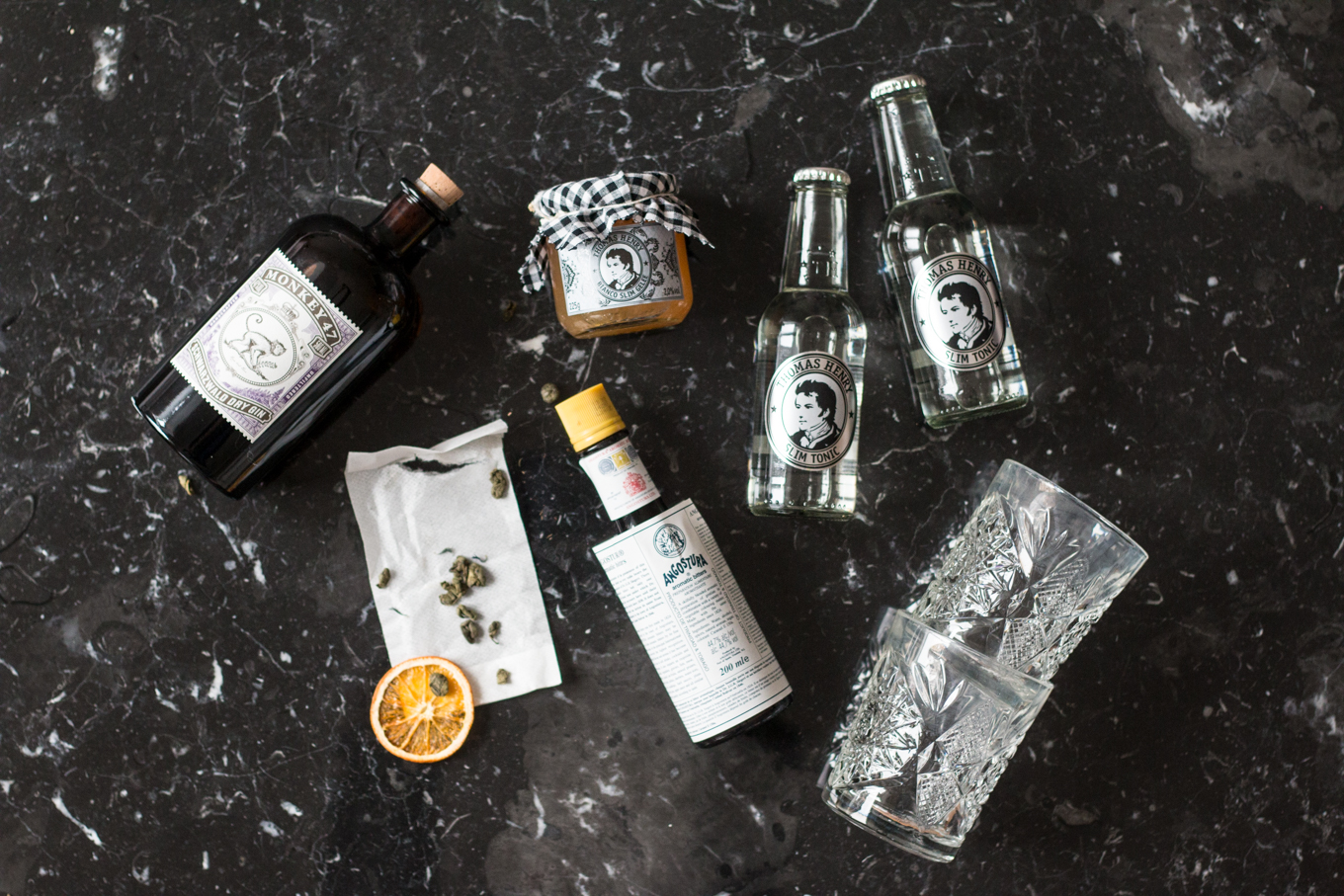 Thomas Henry Slim Tonic | The Daily Dose