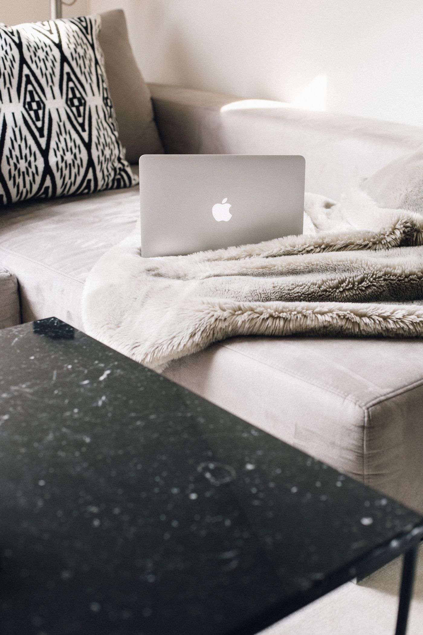 Black Marble Coffee Table Interior Inspiration   Love Daily Dose