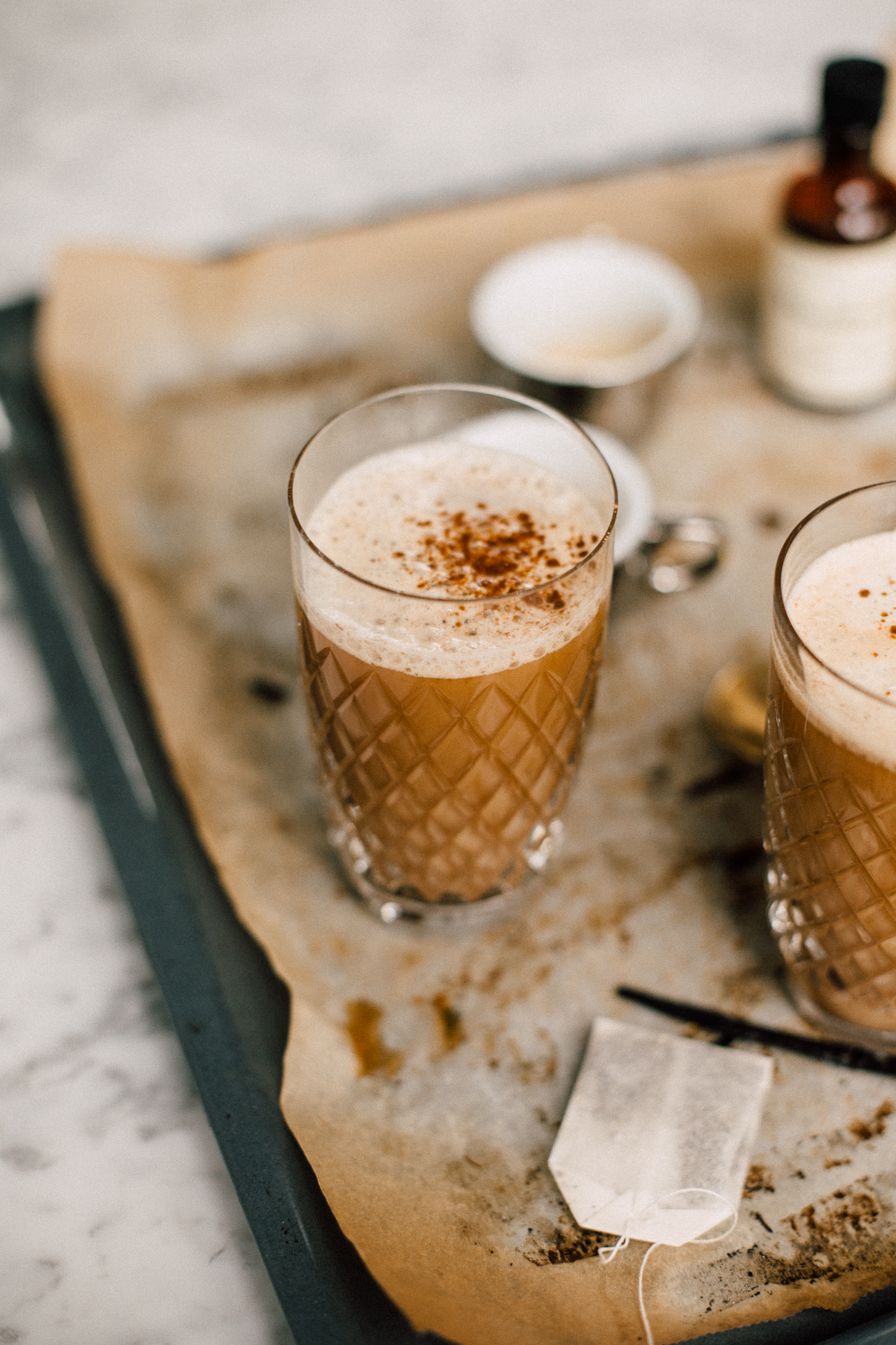 Dirty Chai Latte Rezept | Love Daily Dose
