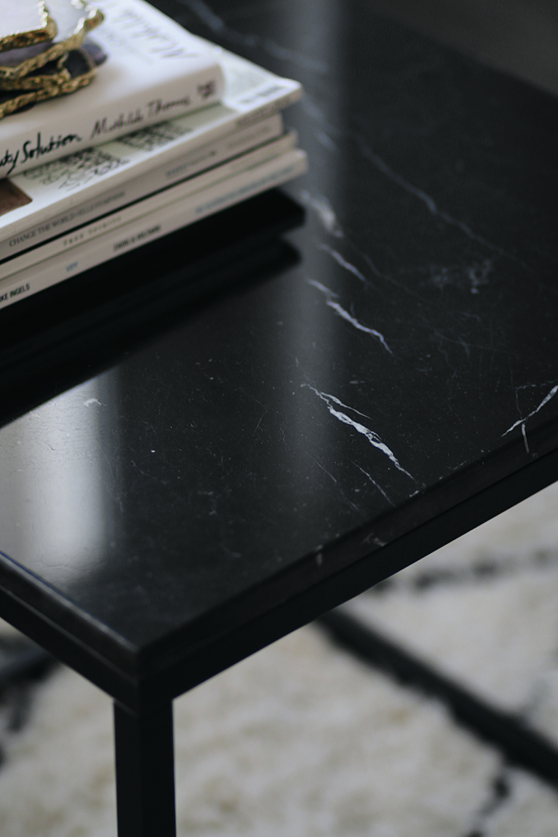 Marble Coffee Table Interior Inspiration | Love Daily Dose