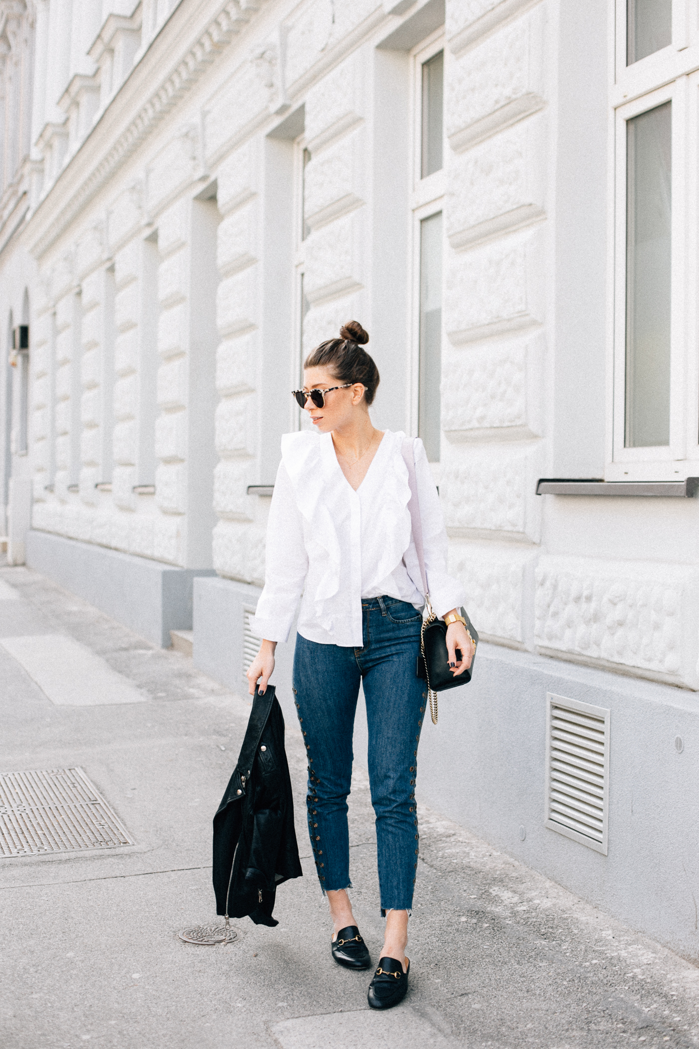 Editor's Pick: Ruffle Blouse | Love Daily Dose