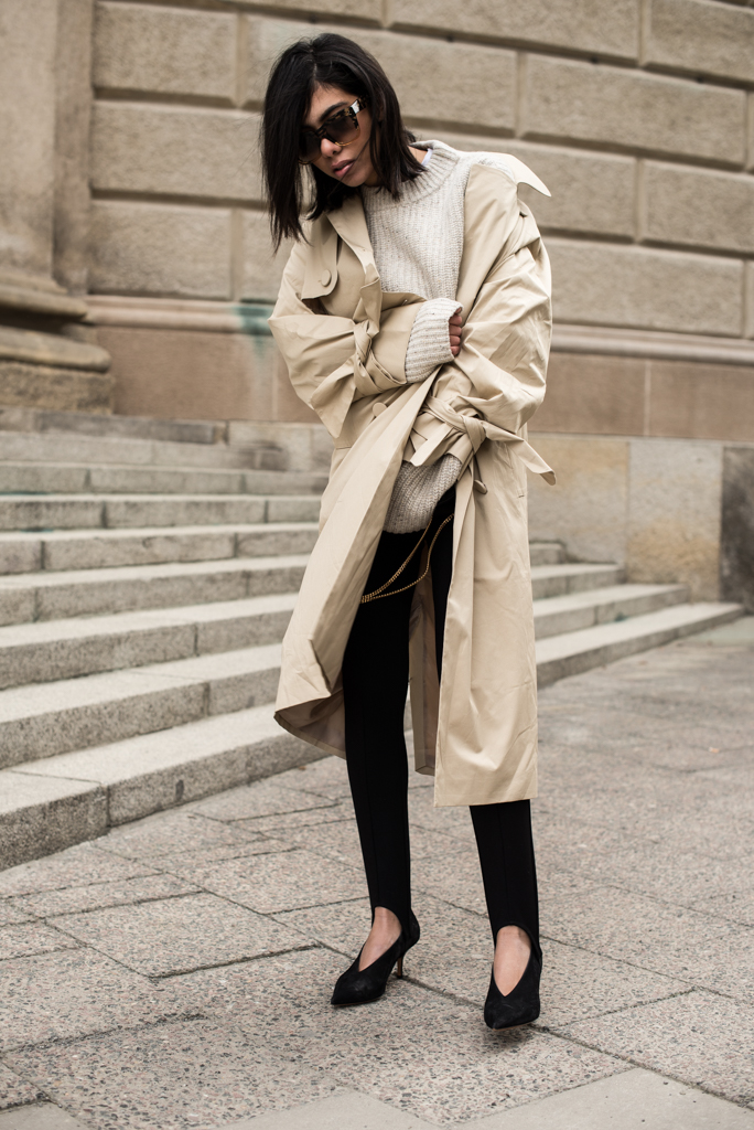 How to wear a Trenchcoat for Spring | Love Daily Dose