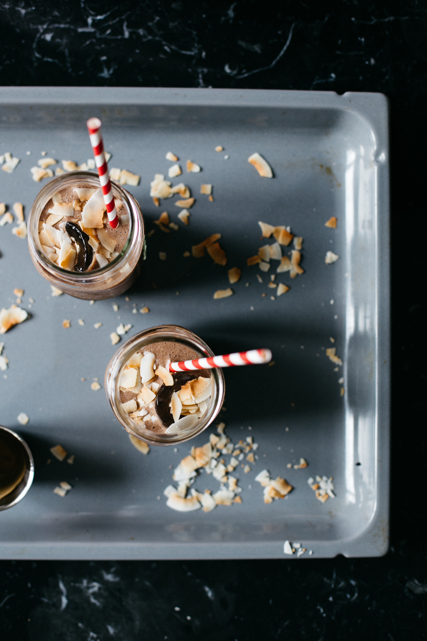 Toasted Coconut Espresso Smoothie   Love Daily Dose