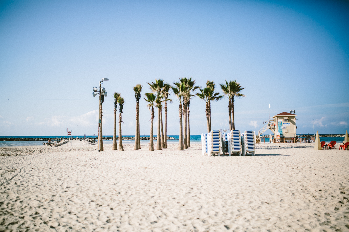 Inspire! Tel Aviv-Yafo Beach | Love Daily Dose