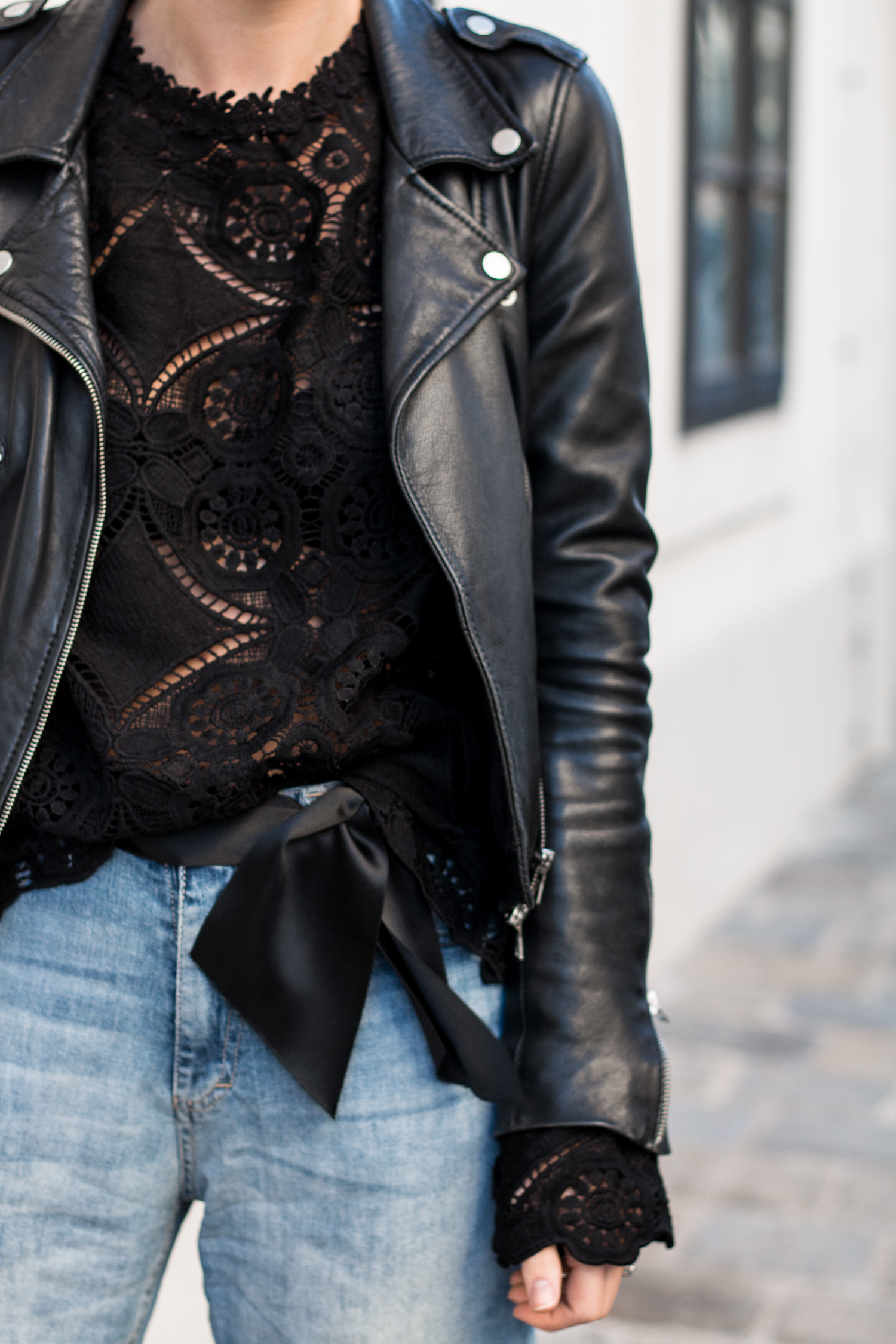 Steals & Finds: Leather Jackets for every Budget | #lovedailydose