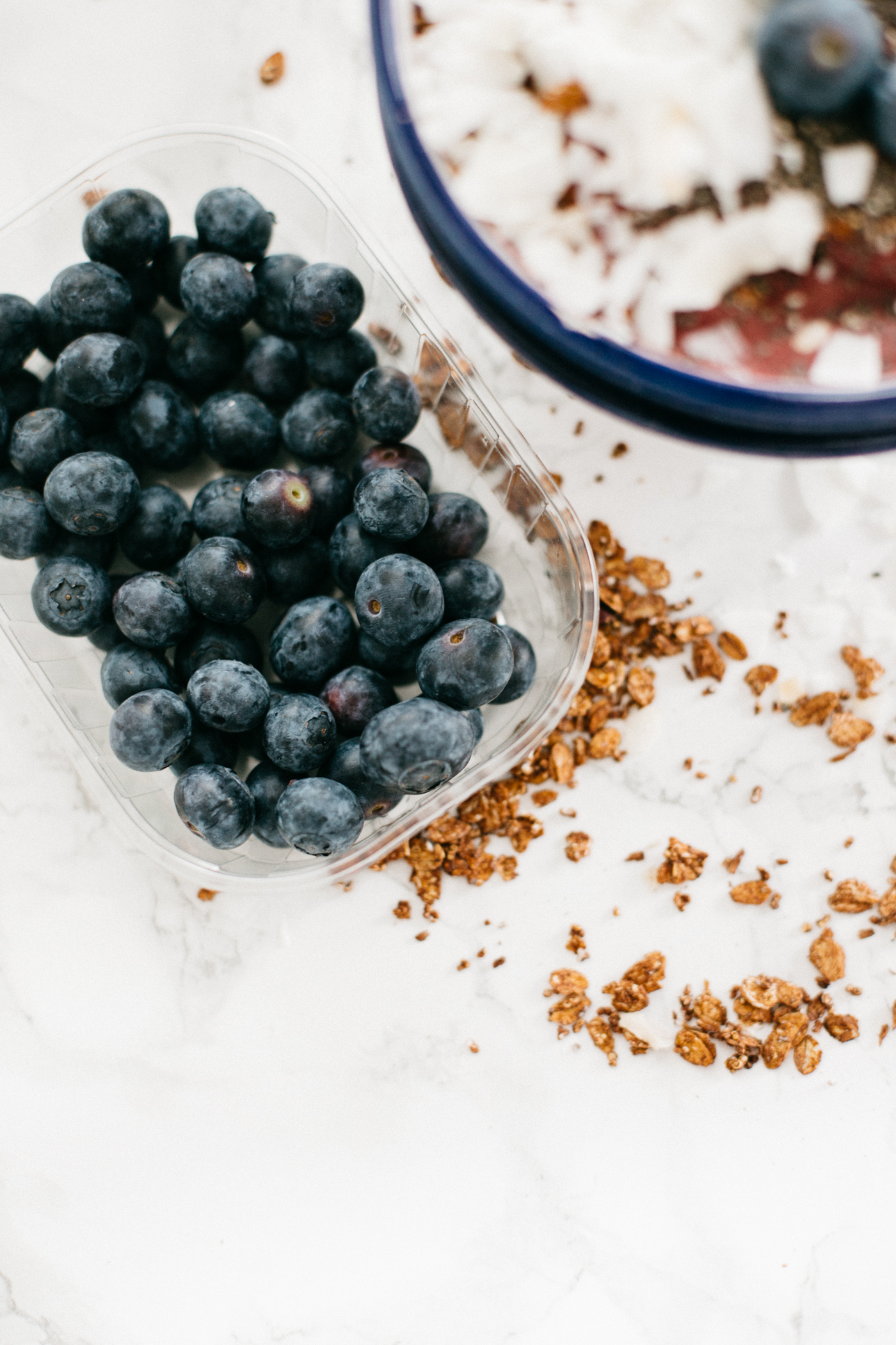 Almond Butter Acai Bowl Recipe | Love Daily Dose