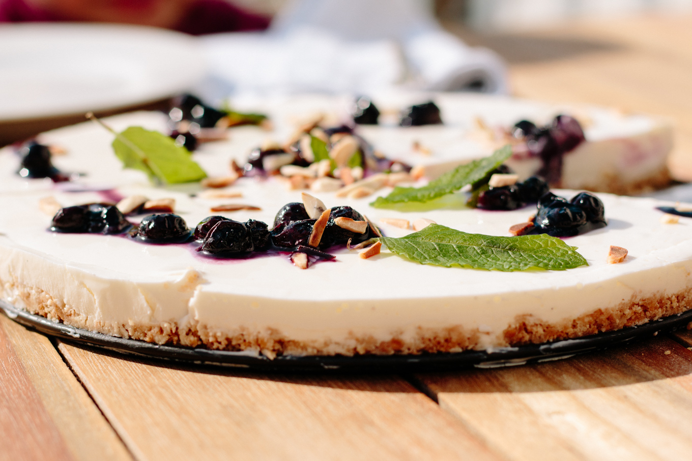 Philadelphia Cheesecake Recipe | The Daily Dose