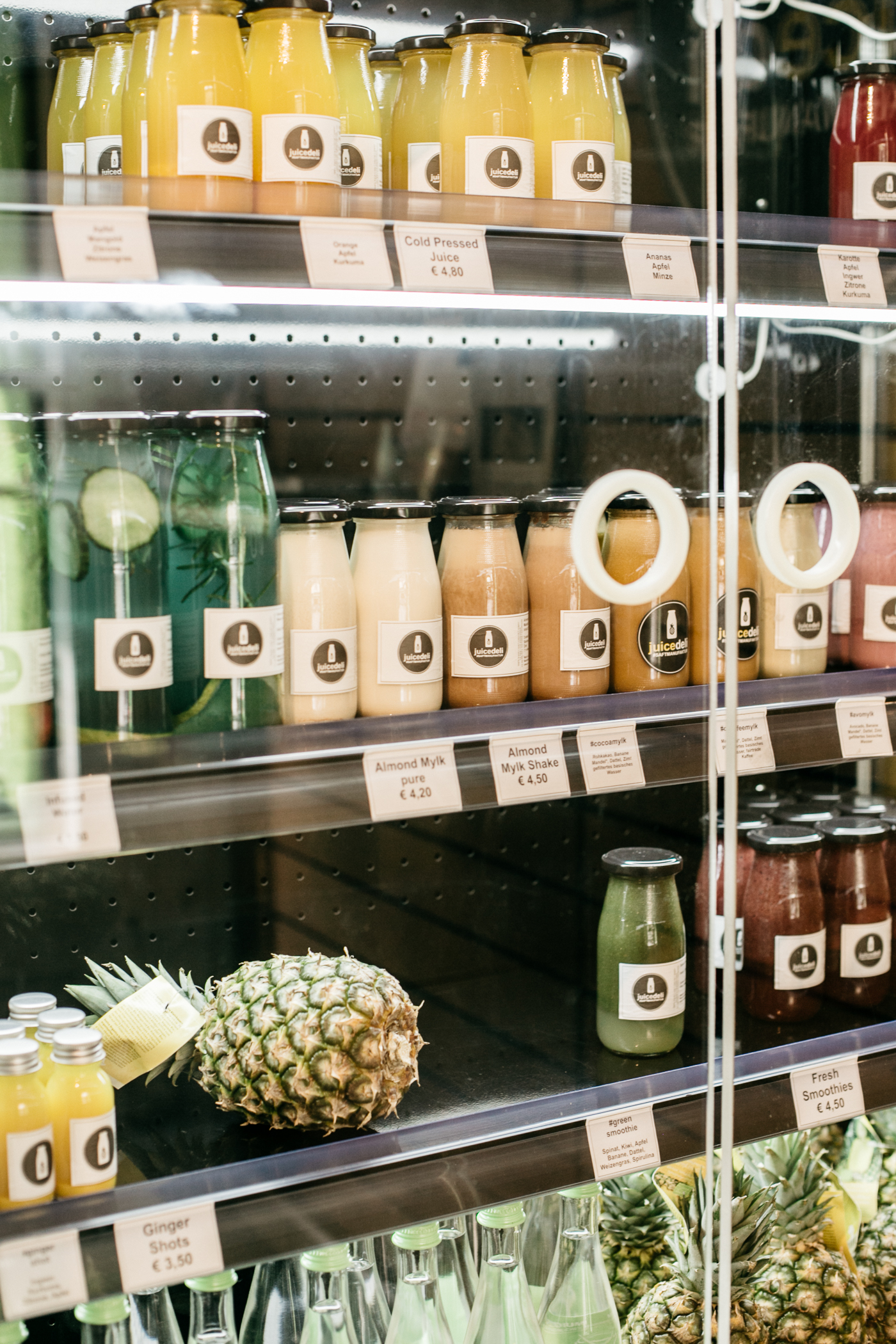 Juice Deli Wien: Cold Pressed Organic Juices | Love Daily Dose