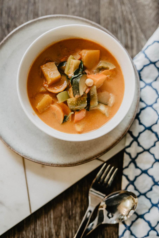 Rezept: One Pot Pumpkin Curry | love daily dose