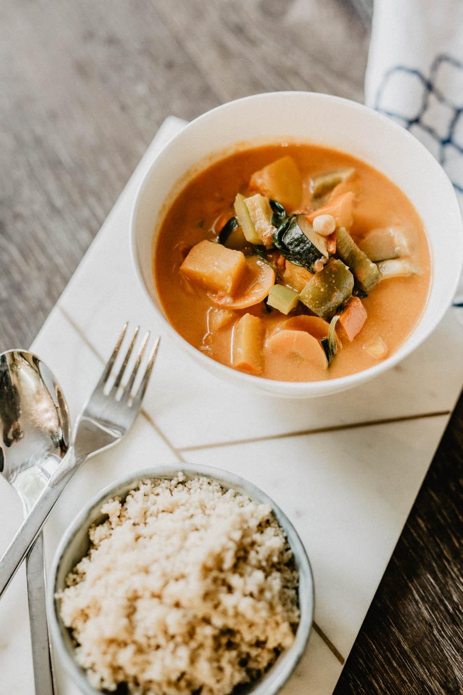 Rezept: One Pot Pumpkin Curry