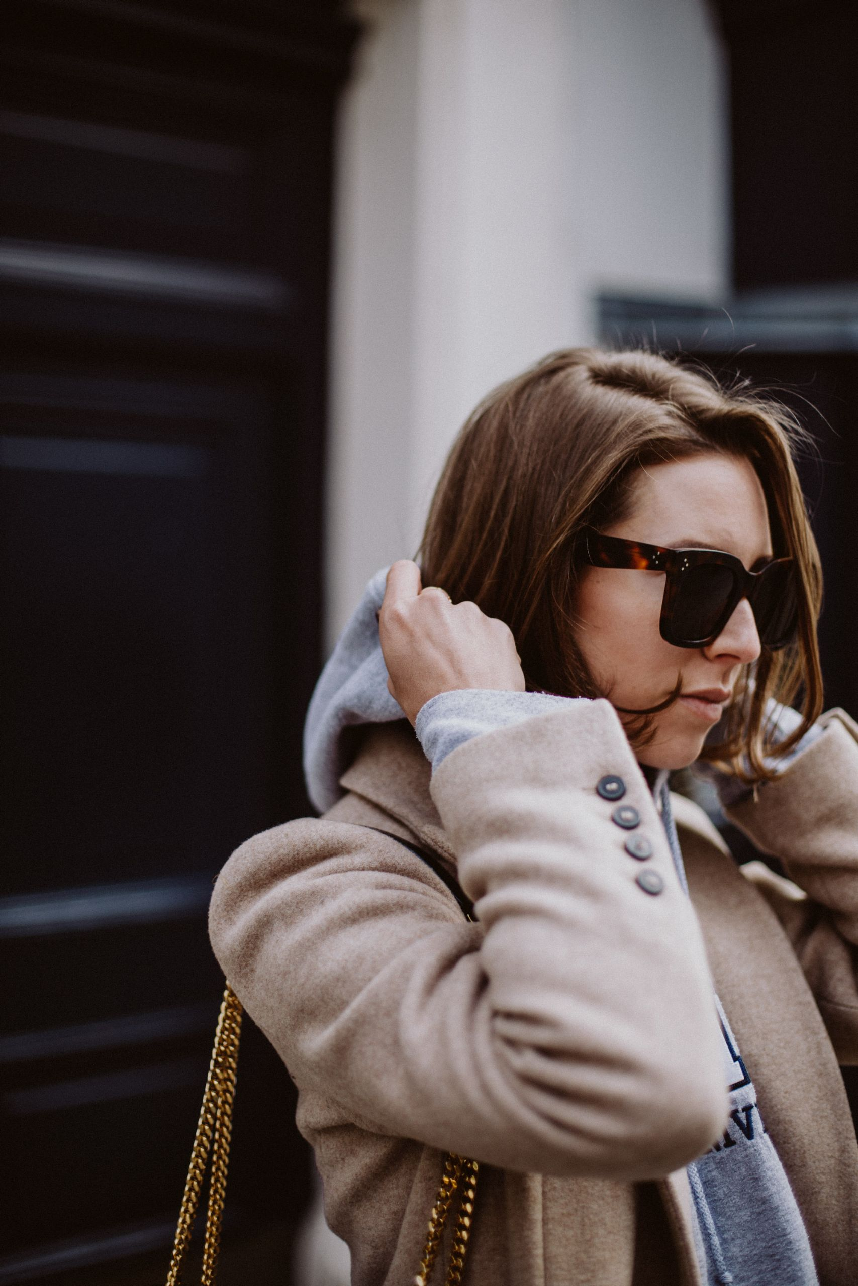 Boyfriend Sweaters, Literally | The Daily Dose
