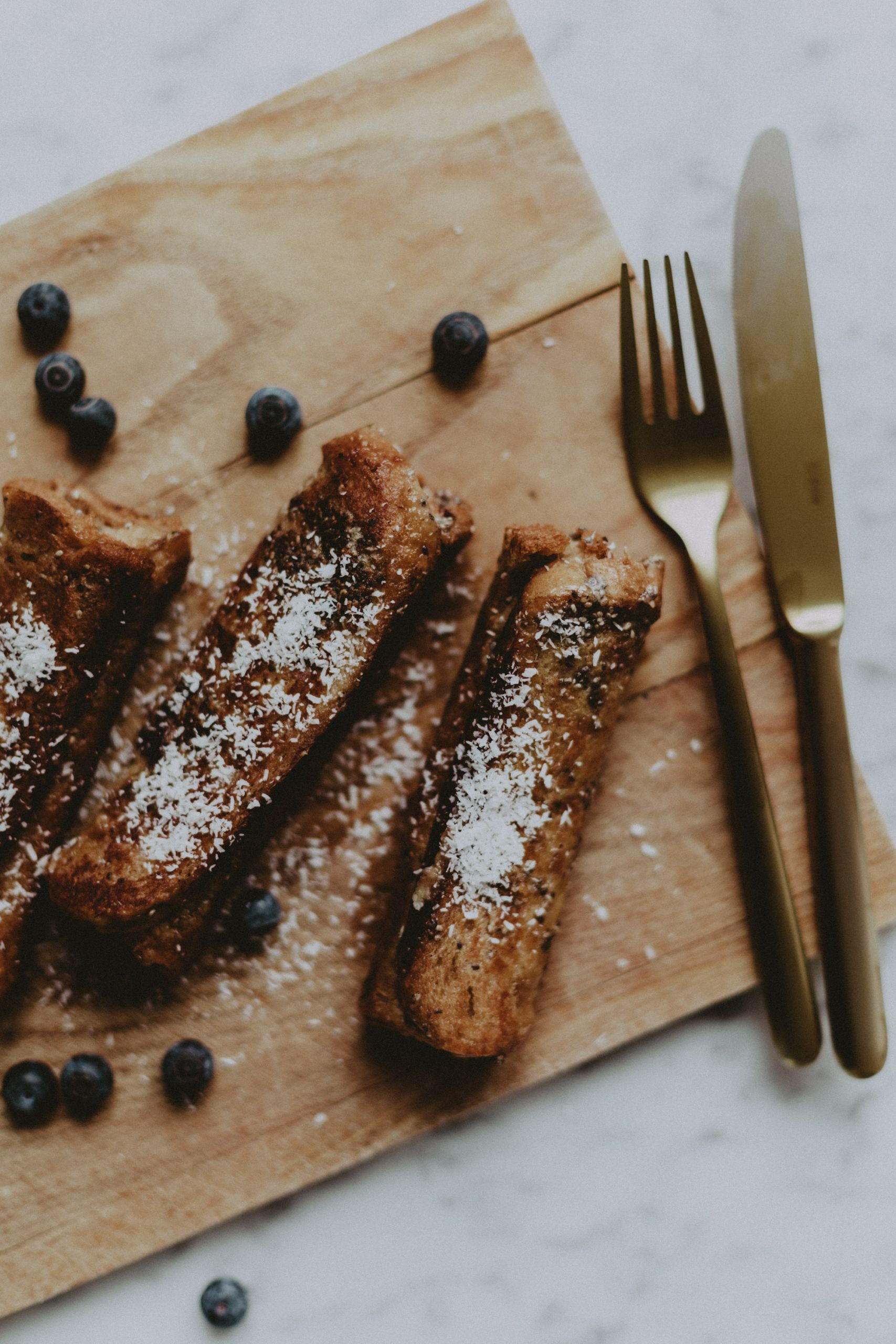 Vegan French Toast Roll Ups | The Daily Dose Recipe