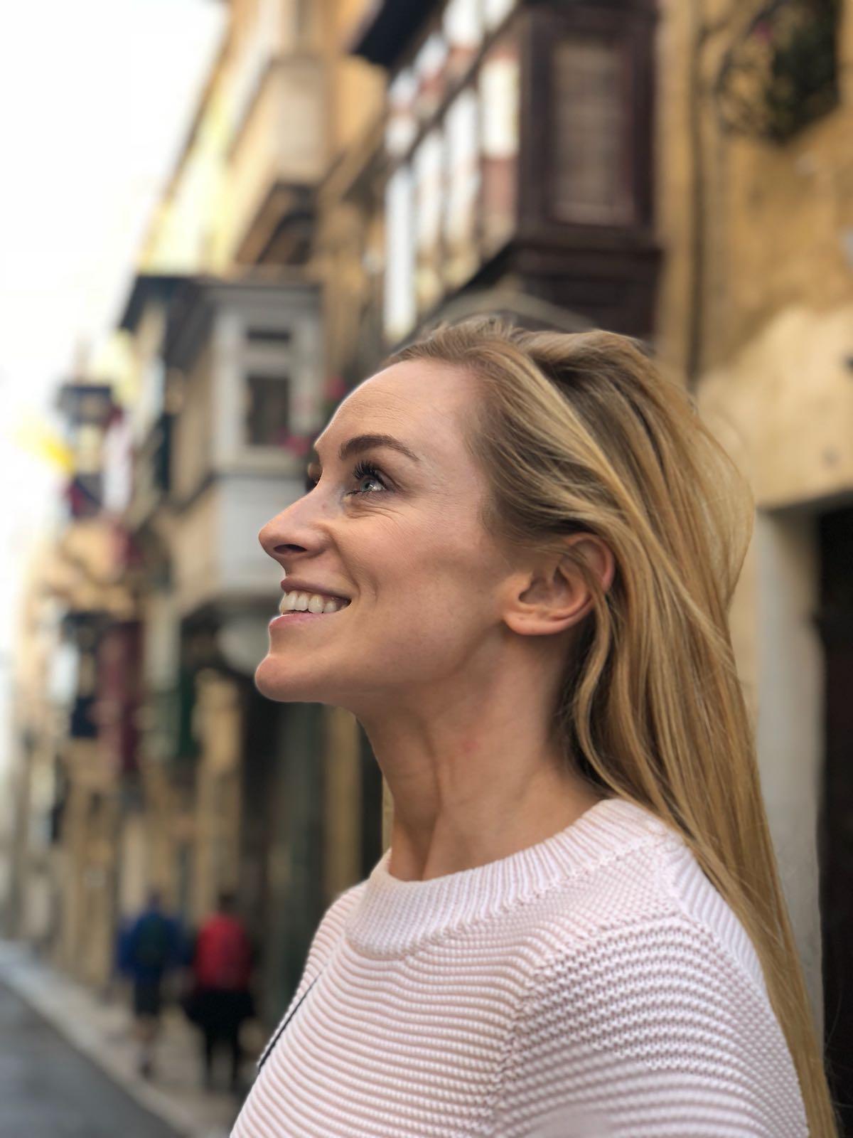 Job Report: Viktoria Ecker, Doktor Yoga Wien |