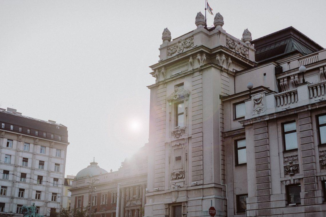 Travel Guide: 24 Hours In Belgrade